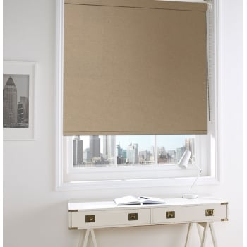 Biscuit Bermuda Roller Window Blind