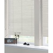 Bright Silver 25mm Standard Aluminium Venetian Window Blind