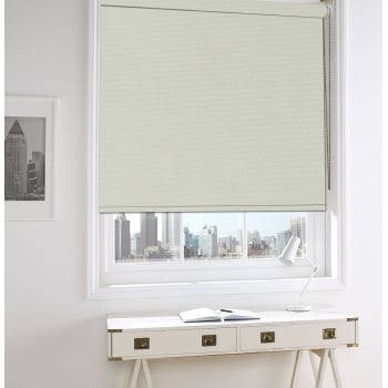 Buttermilk Bermuda Blackout Roller Window Blind