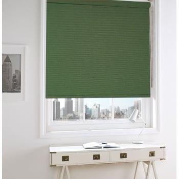 Forest Green Bermuda Roller Window Blind
