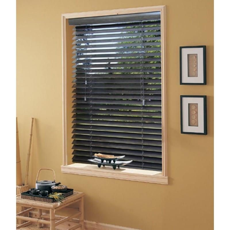 ... Hazel 50mm Essential Sunwood Venetian Window Blind. U2039