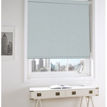 Light Grey Bermuda Blackout Roller Window Blind