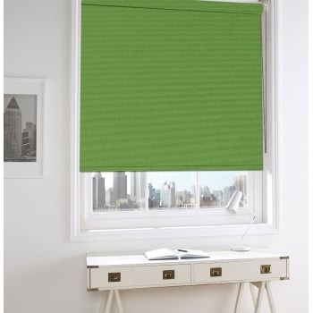 Lime Bermuda Blackout Roller Window Blind