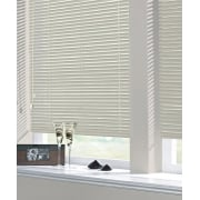 Mercury Grey 25mm Standard Aluminium Venetian Window Blind