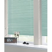 Metallic Green 25mm Standard Aluminium Venetian Window Blind