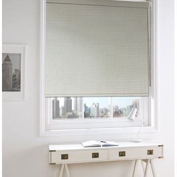 Neon Cream Blackout Roller Window Blind