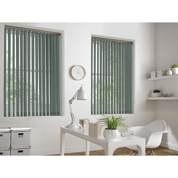 Pebble Bermuda 89mm Blackout Vertical Window Blind