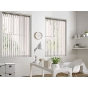 Portland Champagne 89mm Vertical Window Blind