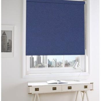 Royal Blue Bermuda Blackout Roller Window Blind