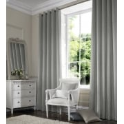 Rustica Pewter Curtain