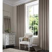 Shangtung Light Grey Curtain