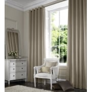Shangtung Taupe Curtain
