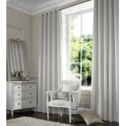 Shangtung White Curtain