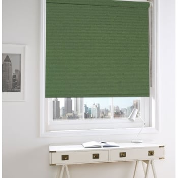 Silk Green Bermuda Blackout Roller Window Blind