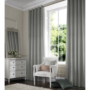 Silver Express Curtain