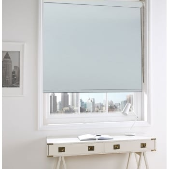 Spectrum White Fire Retardant Roller Window Blind