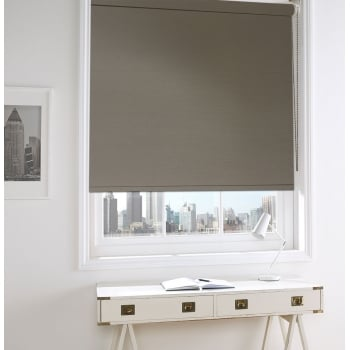 Sunset Mocha Blackout Roller Window Blind