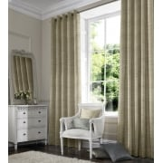 Vines Dark Beige Curtain