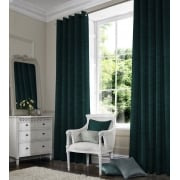 Vines Green Curtain