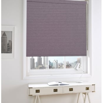 Violet Bermuda Roller Window Blind