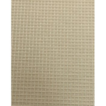 Weave-A-Tex Beige Roller Window Blind