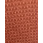 Weave-A-Tex Sunburst Orange Roller Window Blind