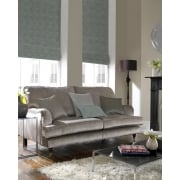 Woven Light Grey Roman Blind