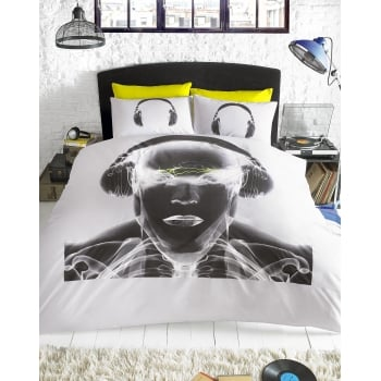 X-Ray Beats Duvet Cover Set